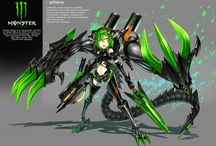mecha weapons