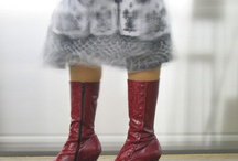 Wild Vogs / Fluevog shoes and purses as shown in the real world. / by Mindy M.