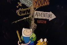 Abenteuerzeit mit Finn und Jake