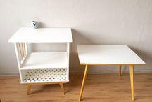 """LoveMeblove. """"po"""" / Odnowione, nowe, meble, fotele, krzesła lat 60,70,80"""