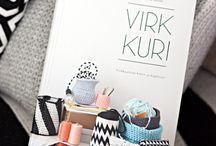 Knit & Lovely Books / Libros sobre Punto y Ganchillo.