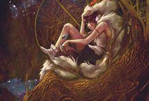 Princess Mononoke <3
