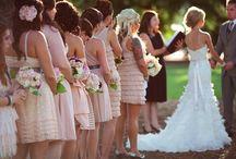 Bridesmaid Gowns / by Shana Joy