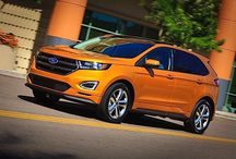2015 Ford Edge / The Edge gets edgier for 2015, check it out here! / by Raceway Ford