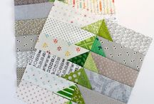 scrappy patchwork