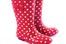 Polkadots Red