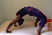 Yoga time / Started to get into yoga, meditation and relaxation...