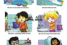 Hábitos e  Higiene Personal