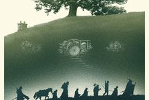 Lord of the Rings / The Board of the Rings