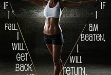 Fit inspiration / by Christine Carcoux