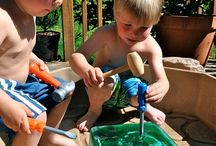 Letní hrátky a zábava s dětmi / Nápady pro horké letní dny, které si můžete parádně užít s dětmi