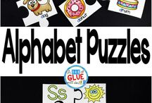 Alphabet recognition and sight words