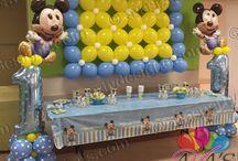 1° compleanno di mickey