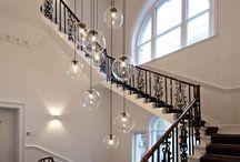 Luminárias e iluminação