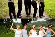 Engagement/ wedding poses / by Candice Crawshaw