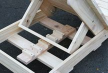 muebles y objetos de madera