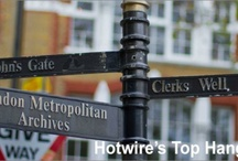 Hotwire's Top Hangouts