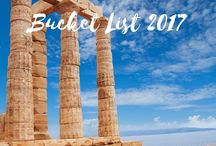 european bucket list vibes / the very best of places to visit in Europe, from winter to summer and everything in between.   Will help plan your ultimate European adventure.