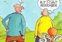 Golf funnies