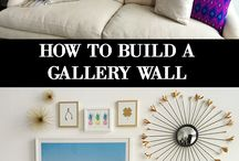 galery wall deco
