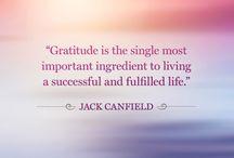 ~Live Life with Gratitude~
