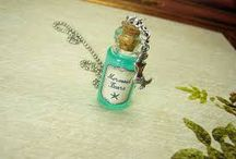 Cute Little Potion Bottles