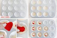 Step by Step Food creation