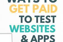 Test websites & apps