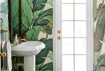 Creative Powder Rooms