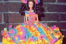 Crochet dolls - Gehaakte poppen