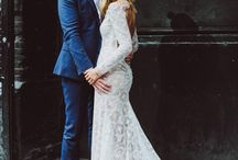 New York Wedding / A board for stylish and modern couples with photos by Amber Gress