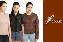 Womens Leather Jackets / The most stylish & genuine leather jackets for women.