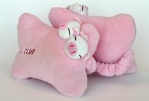 Piggy Car / Neck / Travel Pillow