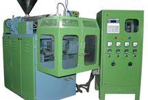 Plastic Machinery / Manufacturer of Plastic Products machines as Plastic processing machinery, Extrusion machine, PET blow moulding machine, Injection Moulding Machine, Plastic Blowing Machines etc.