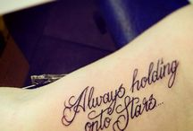 Tattoos / Mine and ones I like / by Siobhan
