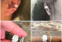 #pierced