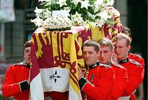 Diana's Last Year, Death and Funeral