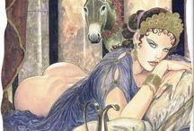 Manara Maestro Dell'Eros - Vol. 15 / Le Favole a Fumetti