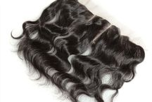 Lace Frontals Human Hair