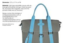 Fashion / Katagiri Bags by JapaneseAdobo
