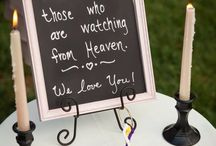 Wedding Welcome Boards & Seating Charts