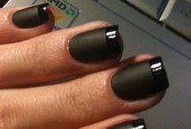 Nagellack - Fingernägel