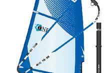 Kona Windsurfing Rig One design