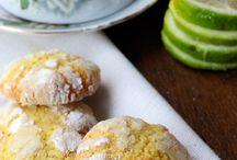 Biscottini limone