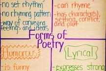 Teaching poetry / by Sara Stumbaugh