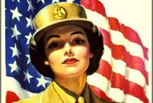 WWII Posters / by Hershey Groff