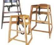 Wooden High Chairs For Babies