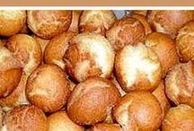 Recetas para cocinar buñuelos