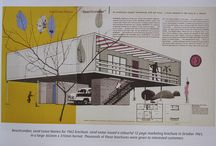 Mid Century Modern Houseplans / This a great collection of swell MCM house plans.  Some are case studies, but that is just fine.
