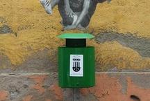 Street Art, Statues, Monuments, Sculptures